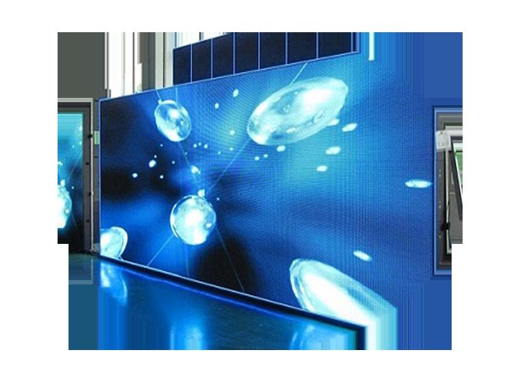 استارلایت ال ای دی|پیکسل مربعی، تلویزیون شهری، استیج رقص